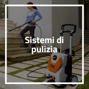Sistemi di pulizia